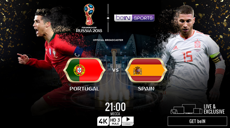 {{WATCH LIVE}}*!! Portugal vs Spain World Cup 2018 Live