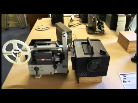 How to transfer 8mm and 16mm film to digital using a home