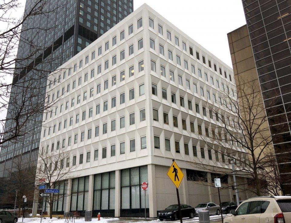 Alto Partners Buys 55 Erieview Strikes Deal Next Door Downtown Cleveland Alto Building