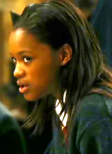 Angelina Johnson B 24 30 October 1977 Was A Witch And A Gryffindor Student At Hogwarts School Of Witchcraft And Wizardr George Weasley Harry Harry Potter