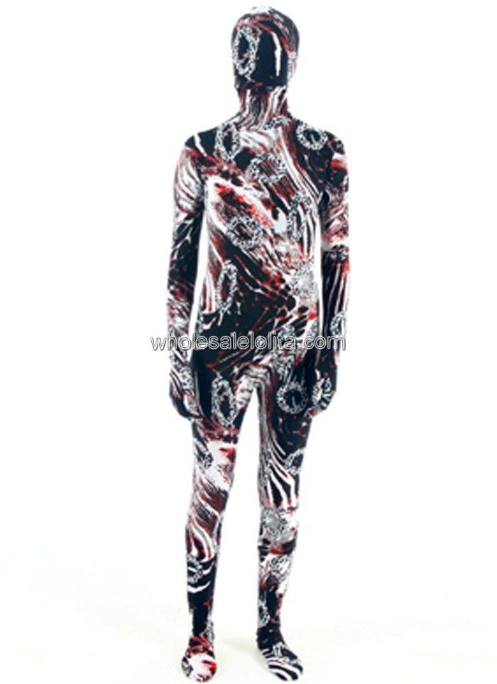 Super Cool New Lycra Spandex Halloween Zentai | \
