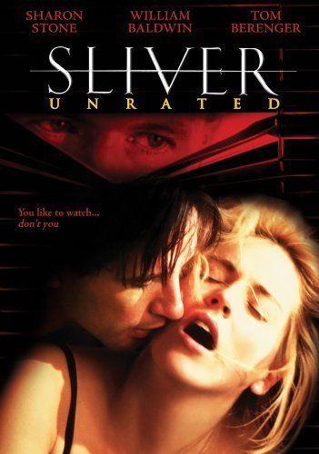 Risultati immagini per SLIVER ( 1993 ) POSTER
