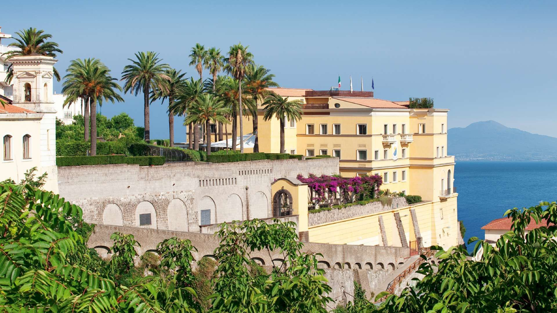 Sorrento Hotels 5 star Italy, best boutique luxury Hotels near Sorrento  Italy, Hotels in Seiano, Vico Equense in So… | Grand hotel, Sorrento hotel,  Beautiful hotels
