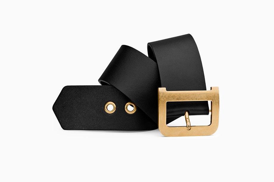 7eaa84b7b Cinto Diorquake em couro de bezerro preto | jewelry and glasses ...