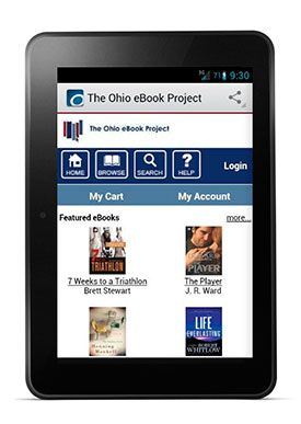 New OverDrive App for Kindle Fire Updates for Other