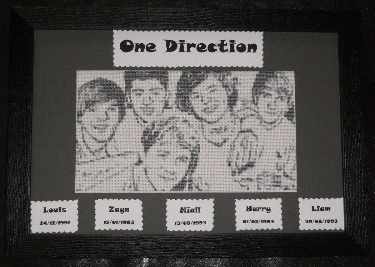 Portrait des One Direction