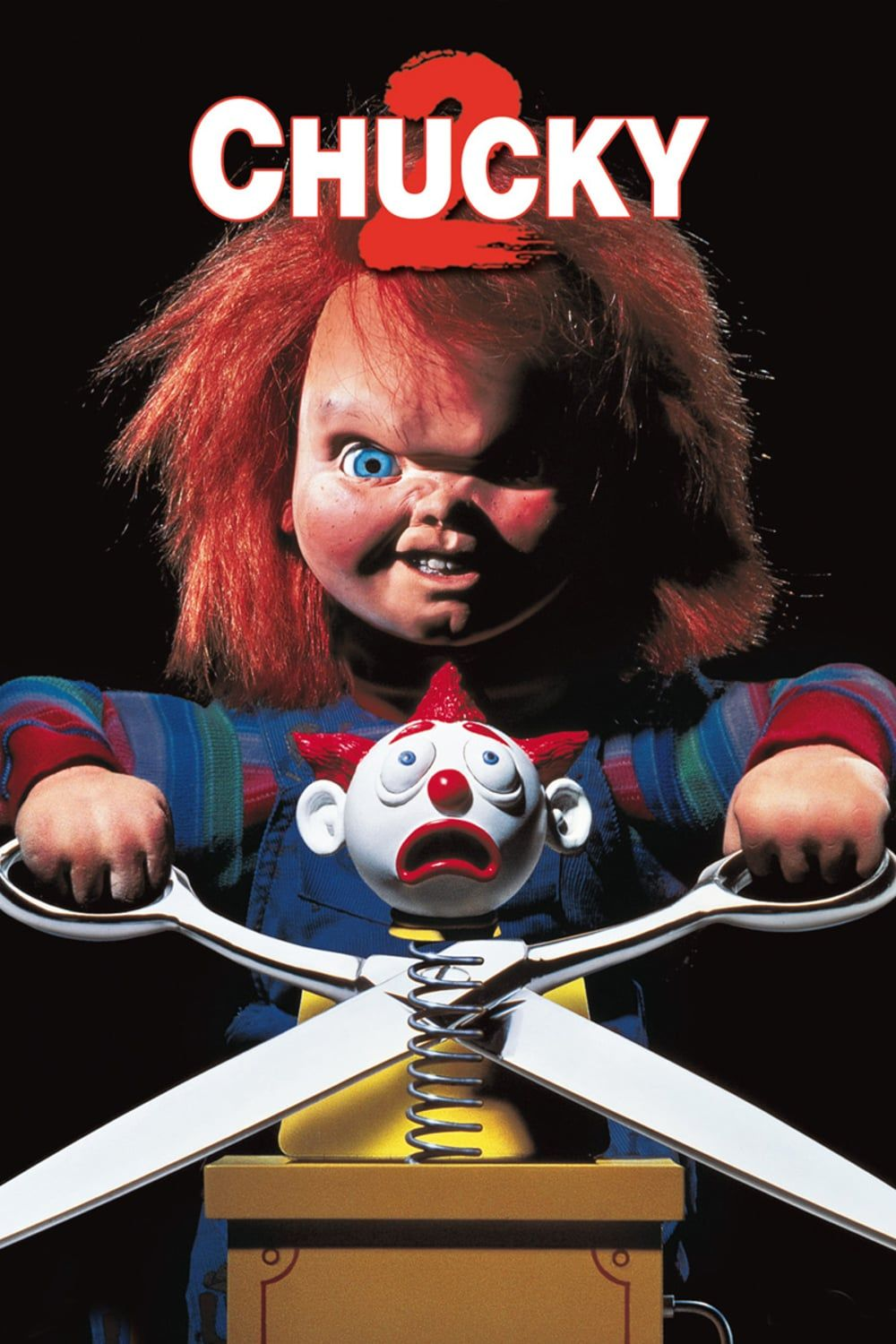 Child S Play 2 Pelicula Completa 1990 Español Latino Gratis En Línea Child Splay2 Movie Fullmovie Chucky Movies Classic Horror Movies Childs Play Chucky