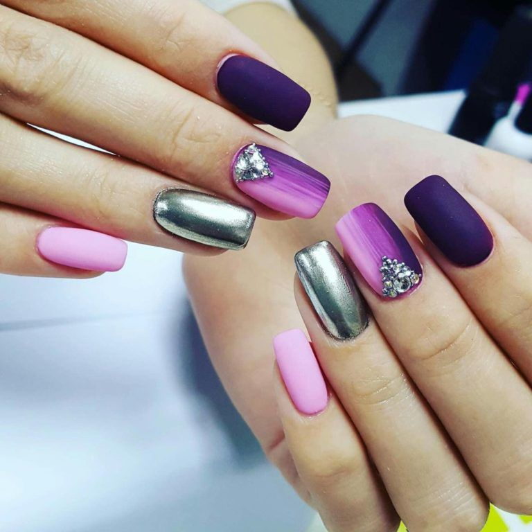 Modele Unghii 2019 9 Modele Unghii In 2019 Nail Designs Spring