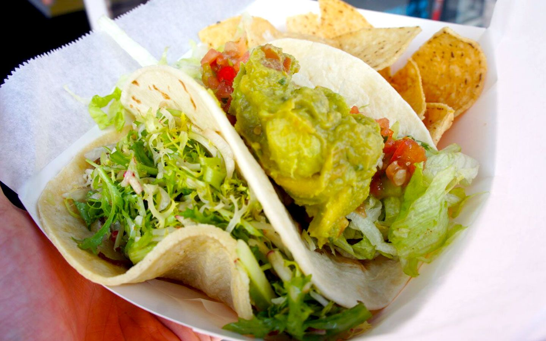 Food at Springfield Universal Studios Florida