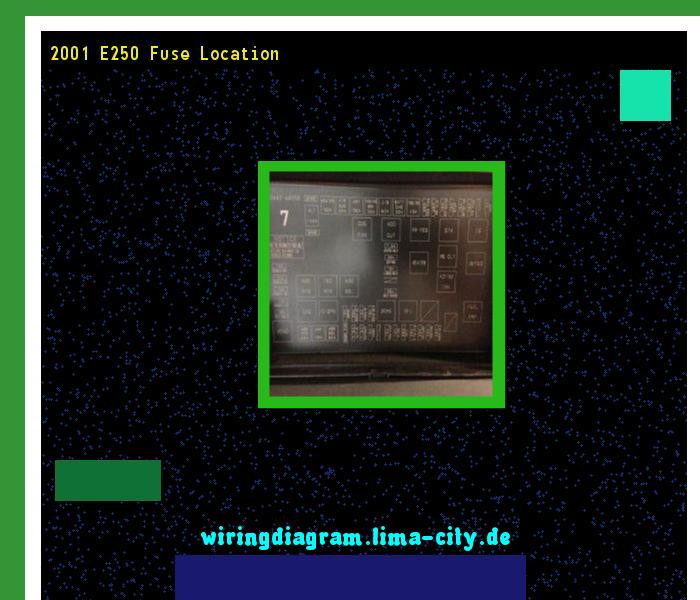 99be80629b922c82bd17a974beabe5b9 2001 e250 fuse location wiring diagram 18586 amazing wiring