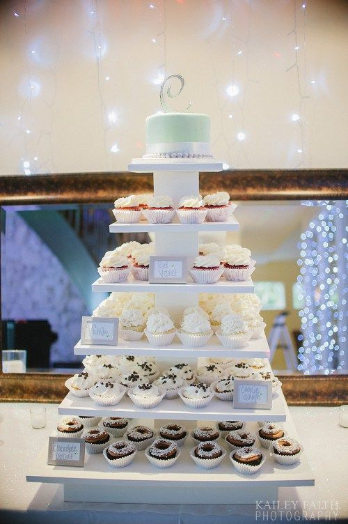 Classy Cupcakes Wedding Cakes and Cupcakes Gallery | Vero Beach, FL - Classy Cupcakes Vero Beach, FL