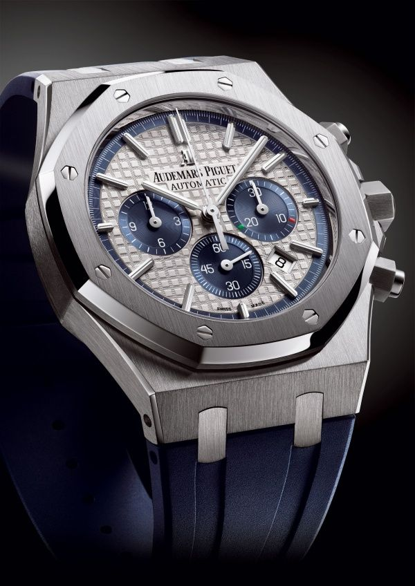 Audemars Piguet Royal Oak Chronograph Tribute to Italy Limited edition of  500 pieces. 1548fd79d94