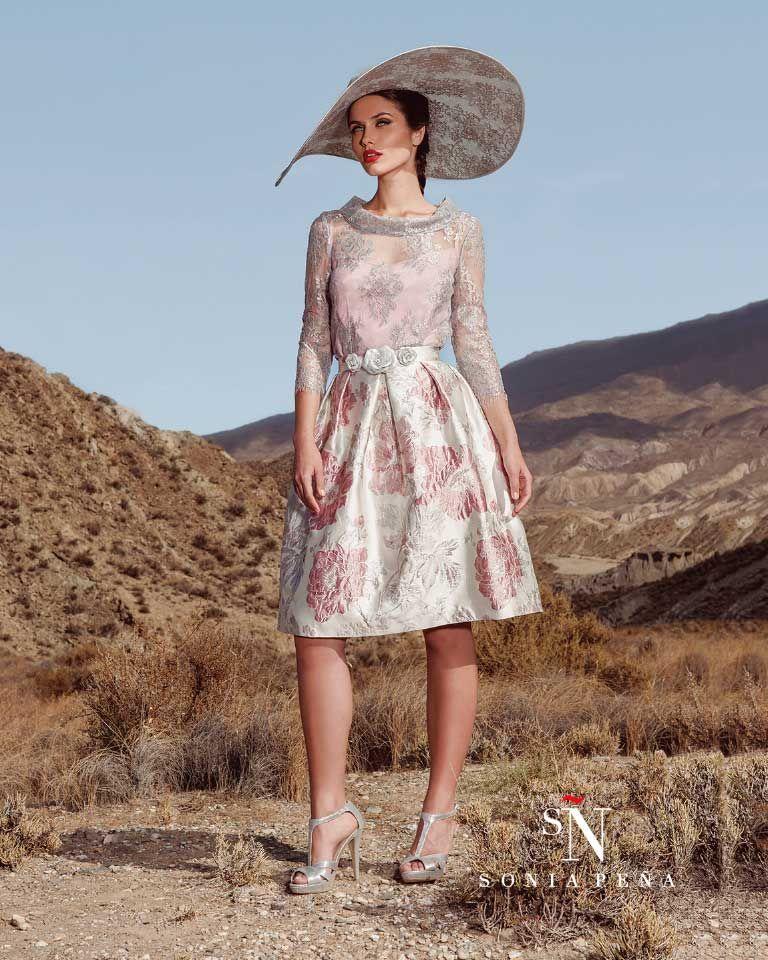 0d6e47e6a Vestidos de Coctel 2017. Colección Primavera Verano 2017 Scarlett. Sonia  Peña - Ref. 1170244