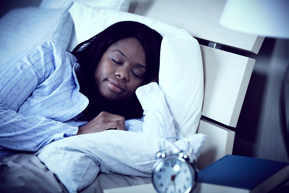 Gesunde Schlafdauer