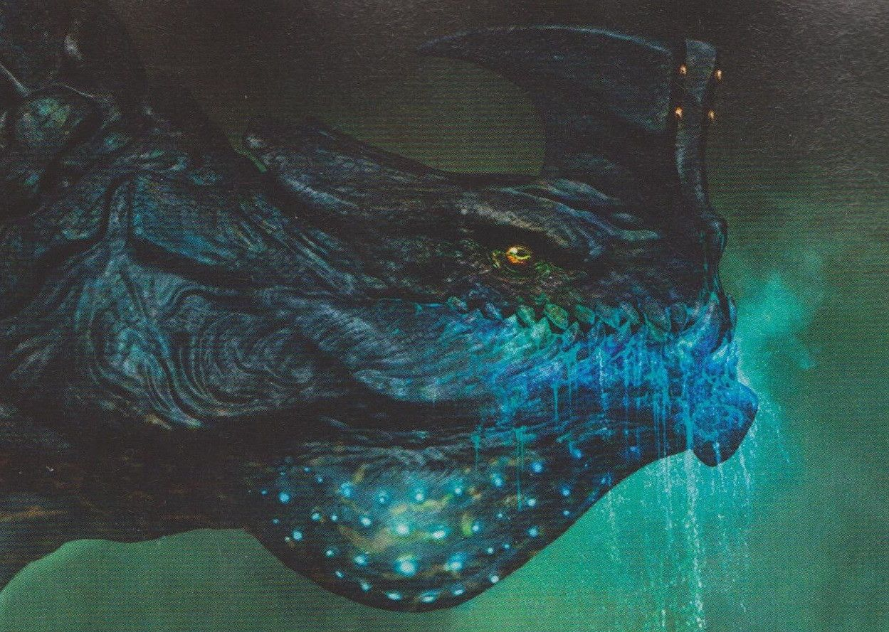 Kaiju Concept Art For Pacific Rim