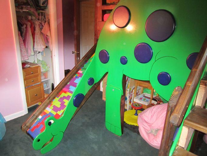 Dinosaur Bed Bedding Bedroom Little