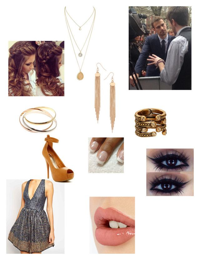 """""""Imagine Theo James being asked about you while on the Red Carpet"""" by panicatmystic on Polyvore featuring art"""