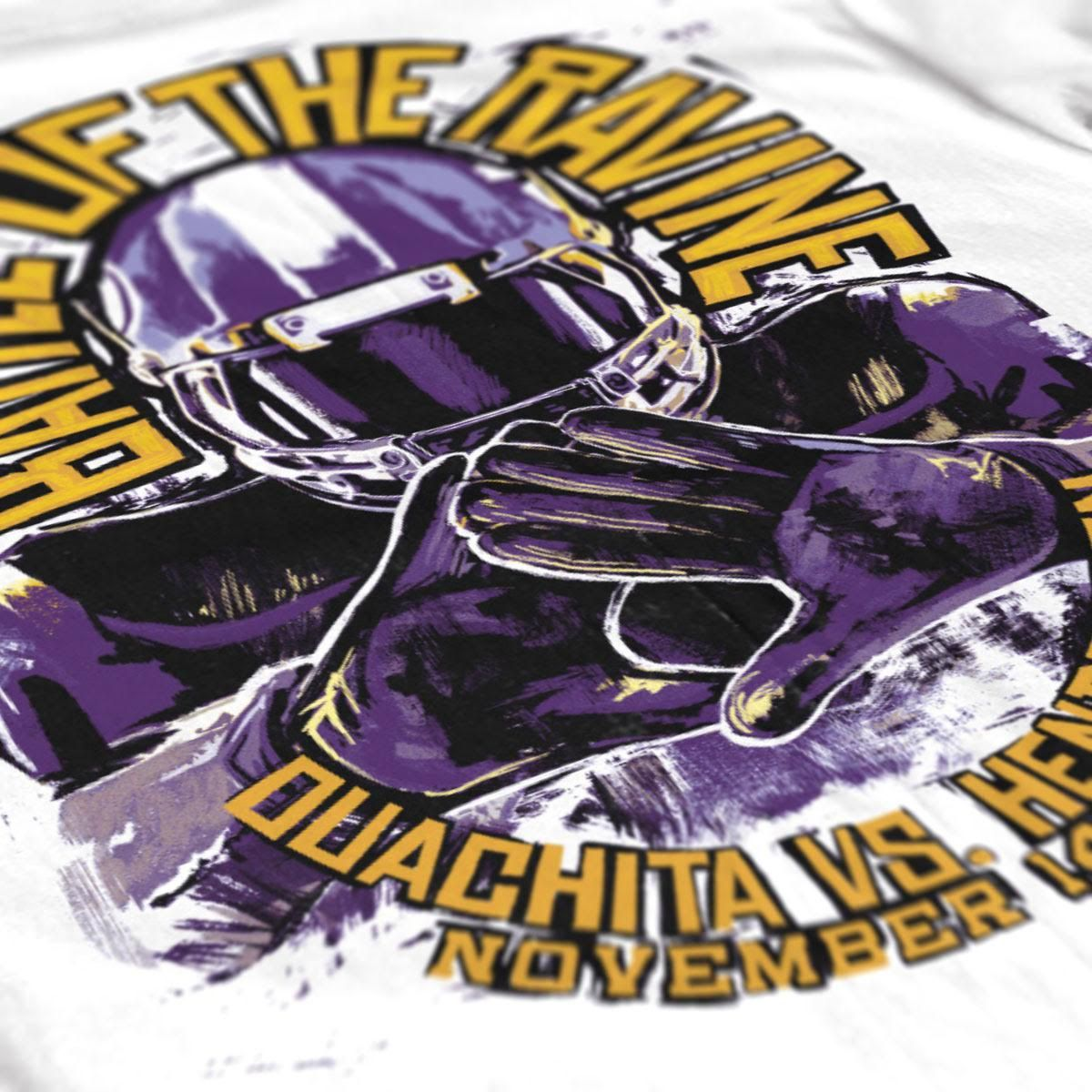 Battle of the Ravine - Ouachita Baptist - Gameday - Rivalry - Check us out at B-Unlimited.com