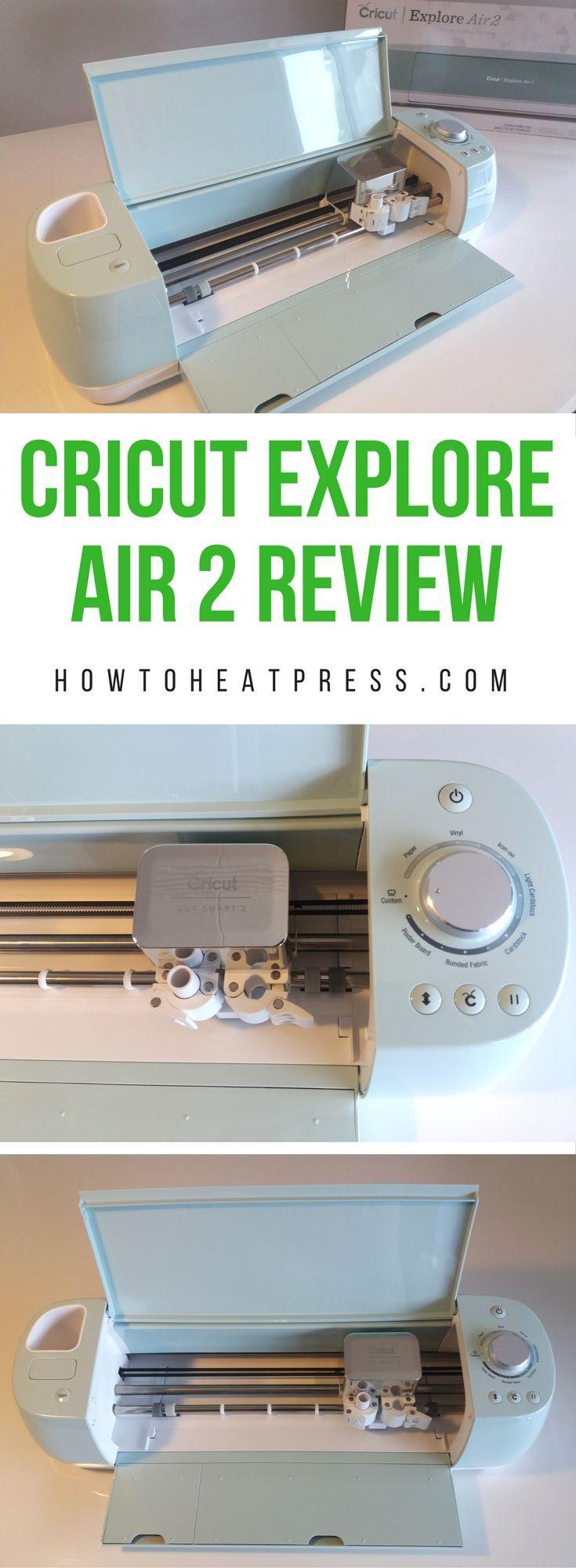 Cricut Explore Air 2 Review Pros, Cons, & Everything Else