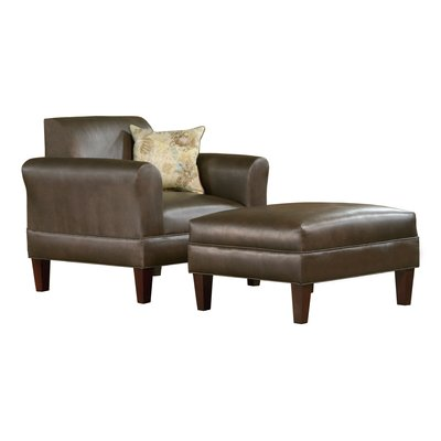 Best Carolina Accents Tracy Porter Arm Chair And Ottoman With 640 x 480