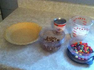 Five Layer Pie (Recipe)