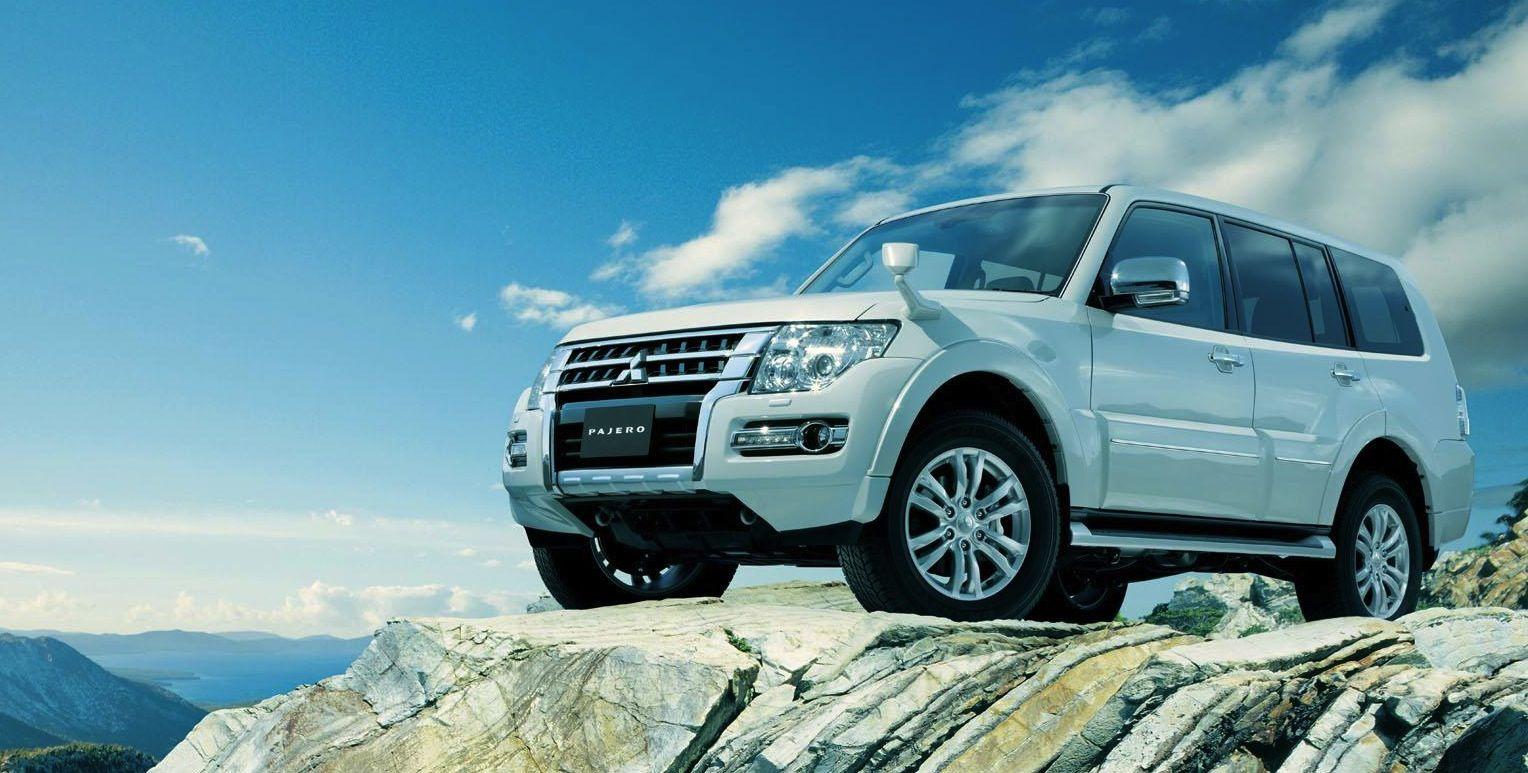 2015 Mitsubishi Pajero Mild updates for ageing SUV ahead