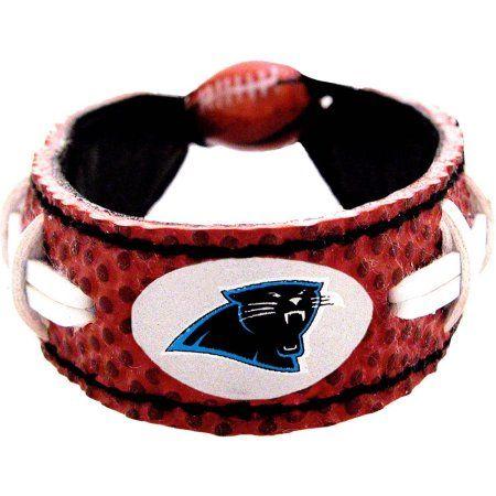 NFL Carolina Panthers Classic Football Bracelets, Multicolor
