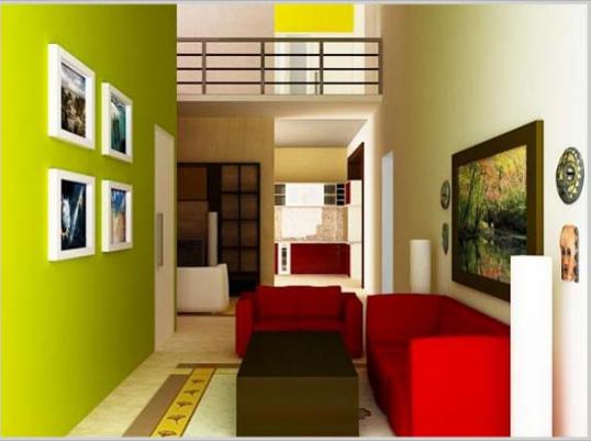 20 Warna Cat Ruang Tamu Agar Terlihat Luas Meski Aslinya Sempit Bisa Merubah