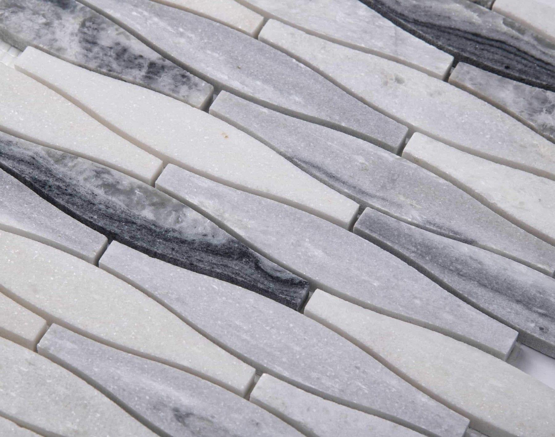 Mid Century Marble Mosaic Tiles Marble Mosaic Mosaic