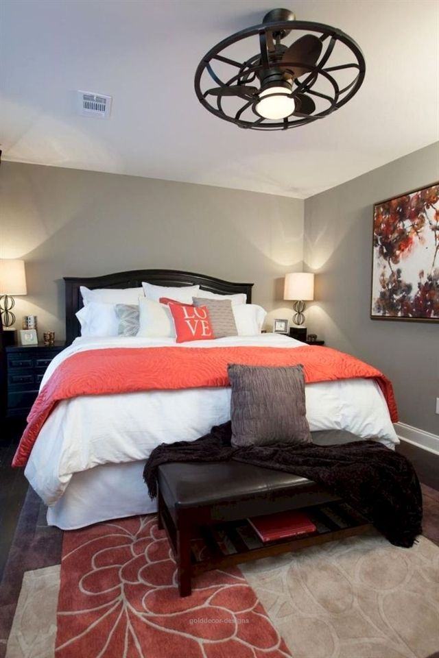 Incredible Gorgeous Master Bedroom Design Ideas 6