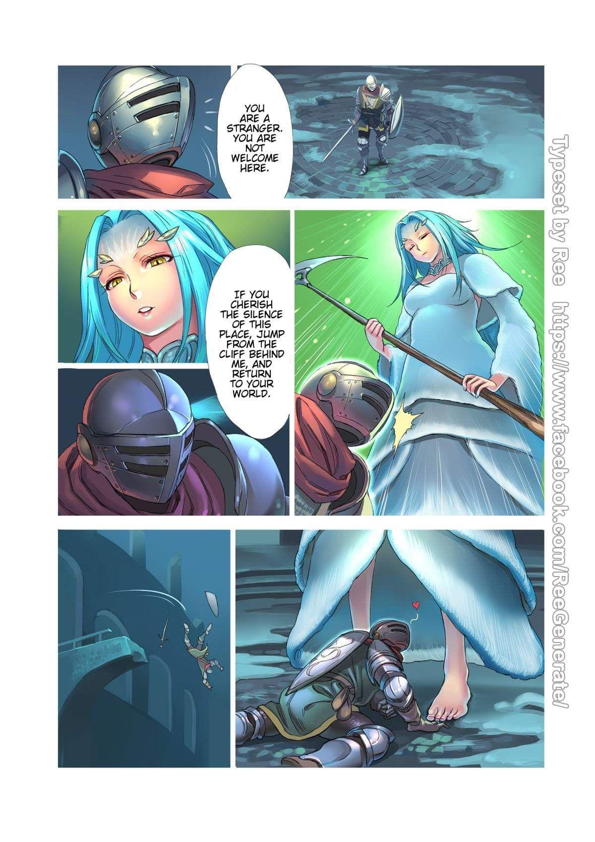 anime_irl anime_irl Dark souls funny, Dark souls meme