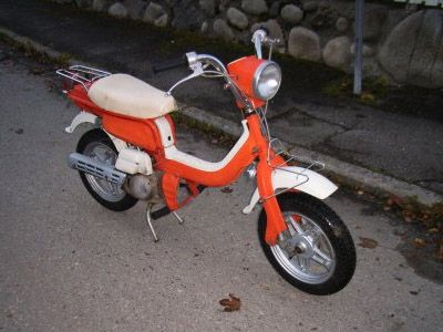 Mopeds Can Reach 30 Miles Per Hour And Obtain Sometimes Over 150