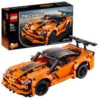 LEGO Technic Chevrolet Corvette ZR1 42093 - Walmart.com