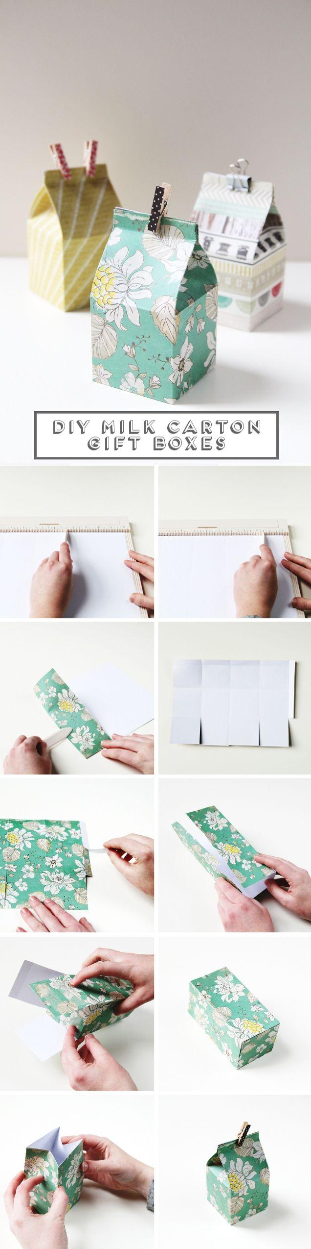 how to make paper big box