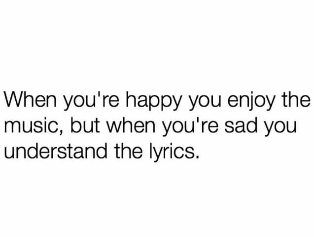 i say this too myself when i listen too music.. and i'm so serious.