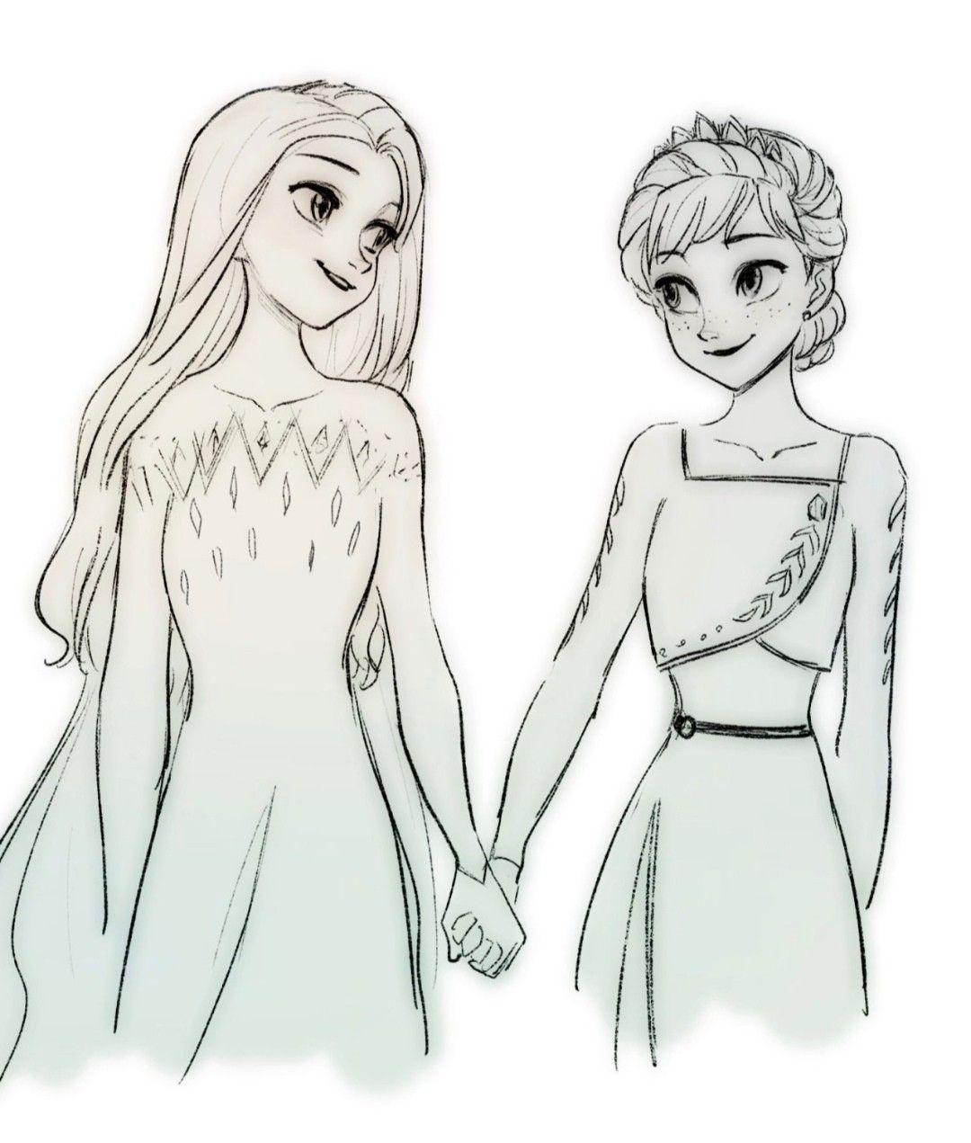Pin By I Love My Frozen On Disney Frozen In 2020 Frozen Disney Movie Disney Sketches Disney Drawings