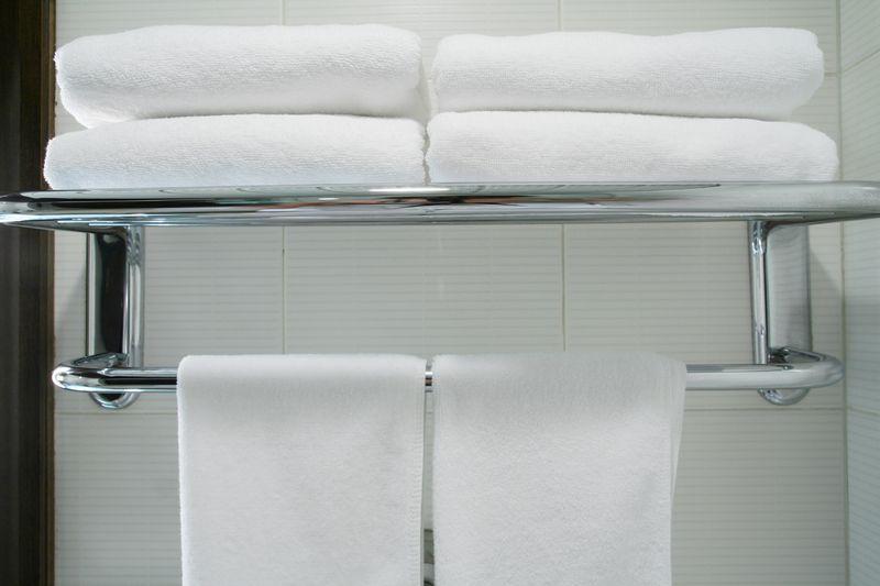 EL BLOG HOTELERO: Cómo se Colocan las Toallas en los Hoteles