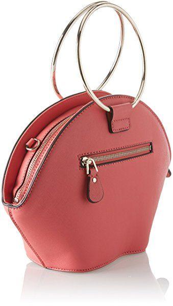 Guess Damen coral 10x20 Orange 5x31 Shopper Bags Hobo 66pdrq