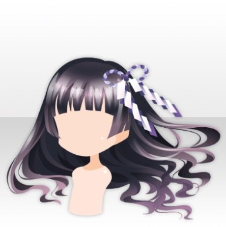 Pin By Clara Gabriele On Cocoppa Play Hair Chibi Hair Fantasy Hair Anime Hair