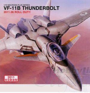 Macross Plus Logo | Starship Modeler Store: 1/72 VF-11B Thunderbolt Macross Plus