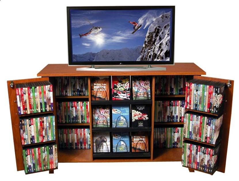1000+ images about DVD storage on Pinterest | Sleeve, Cabinets and  Organizing dvds