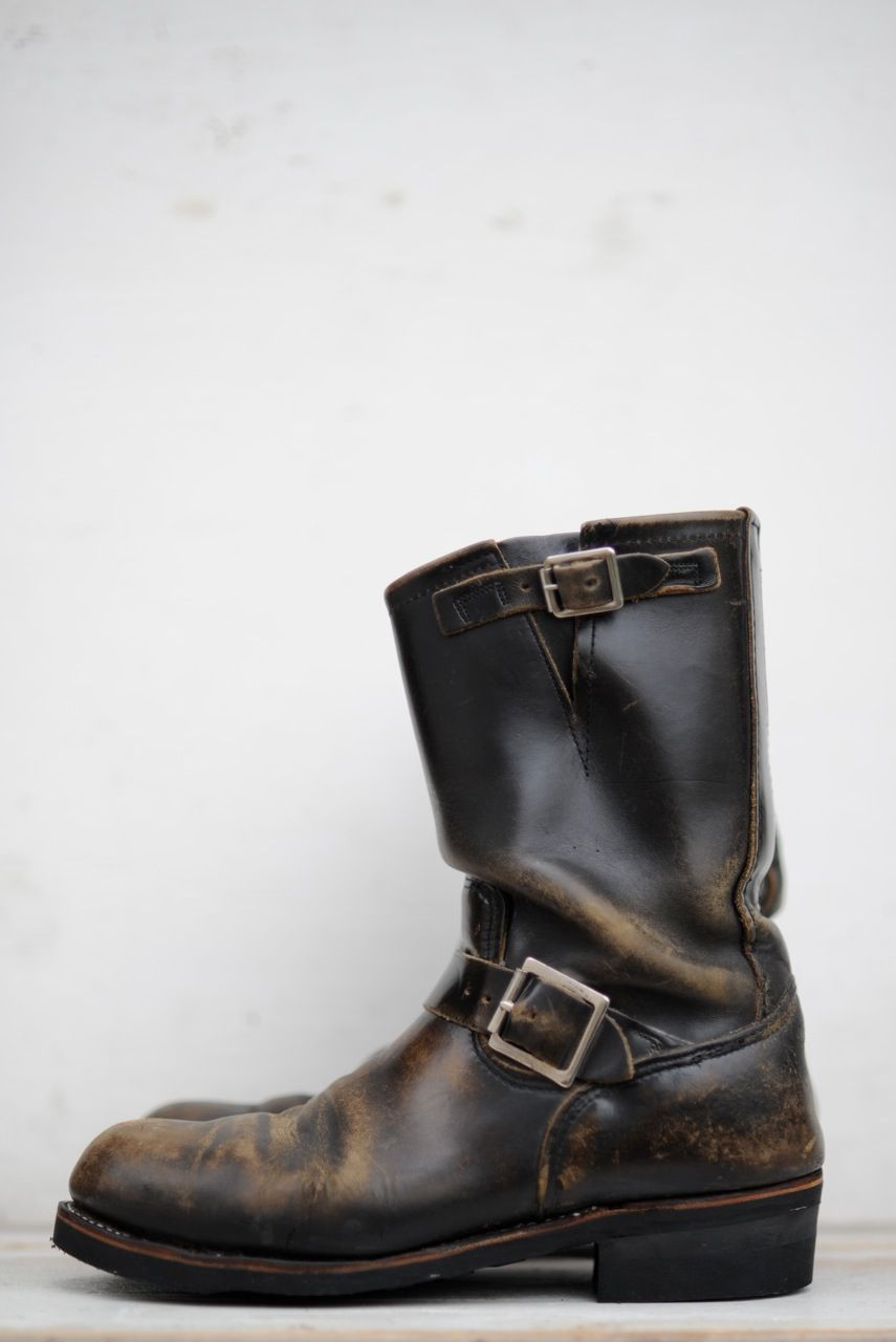 d021f56c95a Red Wings Engineer Boots w/perfect wear! ⓀⒾⓃⒼⓈⓉⓊⒹⒾⓄⓌⓄⓇⓀⓈ