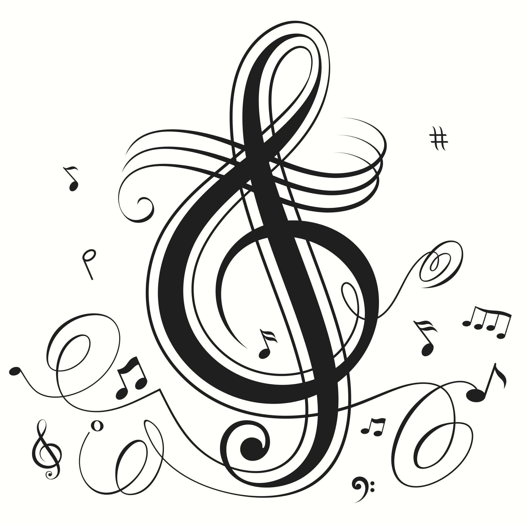 Página não encontrada   Clave de sol, Logotipo de música, Notas musicales
