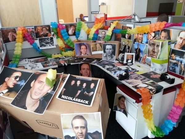 The perfect office prank
