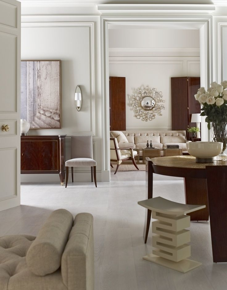 Thomaspheasant clean peaceful and sophisticated home interior interior design modern for Bedroom furniture washington dc
