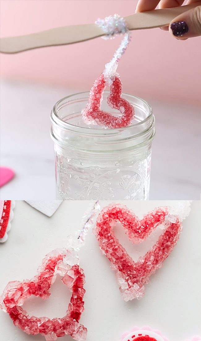 Valentine's Day Science Experiments