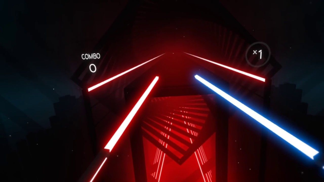 Remember Beat Saber There Steam Page Is Now Up Link In Comments Go Game Sabre Video Game News