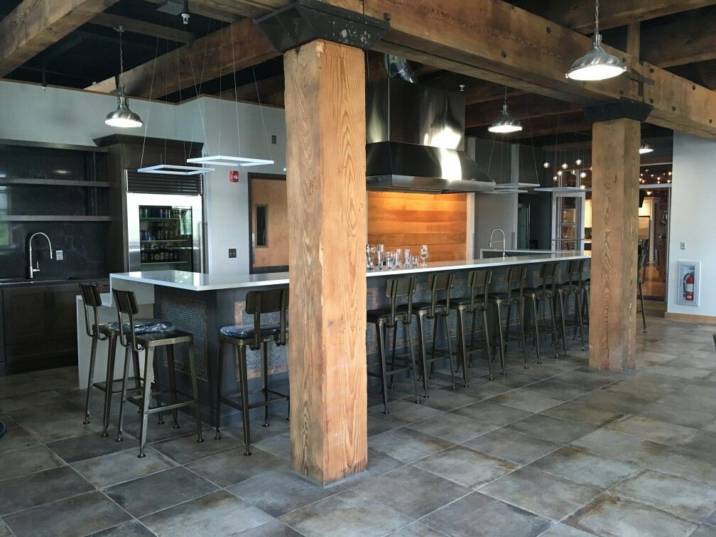 Bar Stools from Industry West for the Artisan Culinary Loft ...