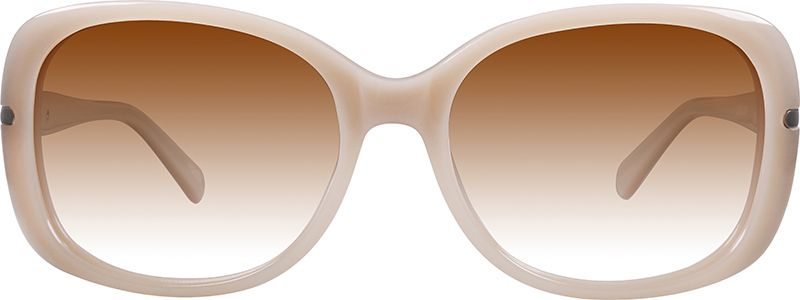 f201bfb5fad102 Cream Premium Square Sunglasses  112533