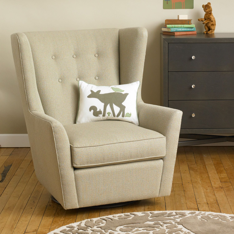 Superieur DwellStudio Furniture Myles Glider. Dwell Studio Mid Century Crib Giveaway!  #laylagrayce #